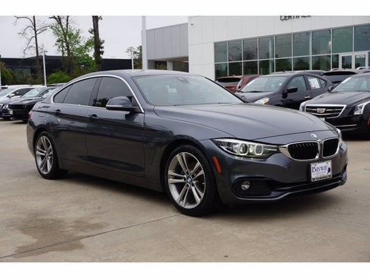 2019 Bmw 4 Series 430i In The Woodlands Tx Houston Bmw 4 Series Bayway Cadillac Of The Woodlands
